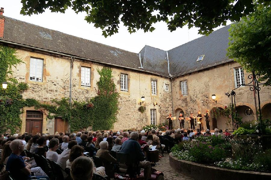 Festival Musique en Vallée d'Olt