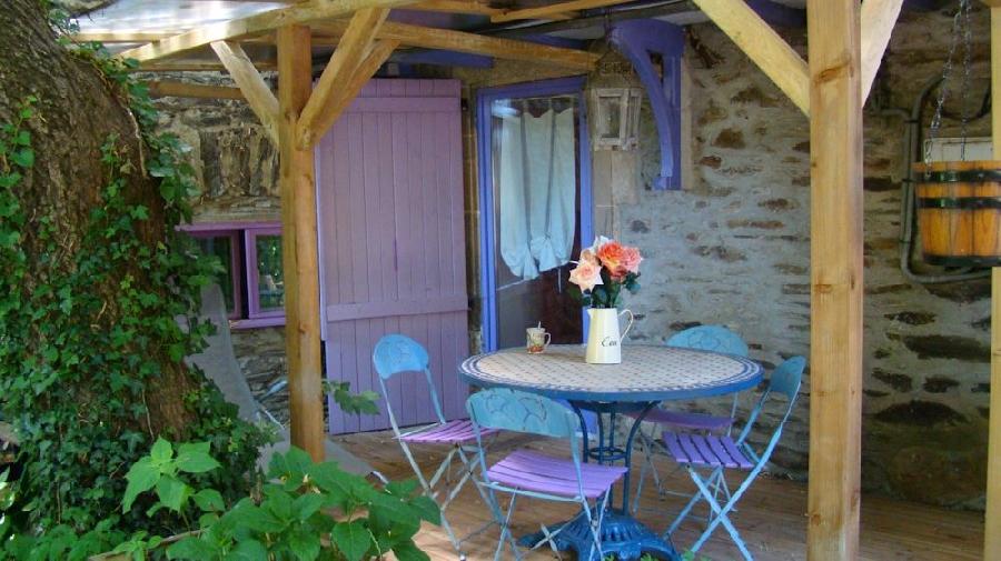 le jardin des r ves cassagnes b gonh s. Black Bedroom Furniture Sets. Home Design Ideas