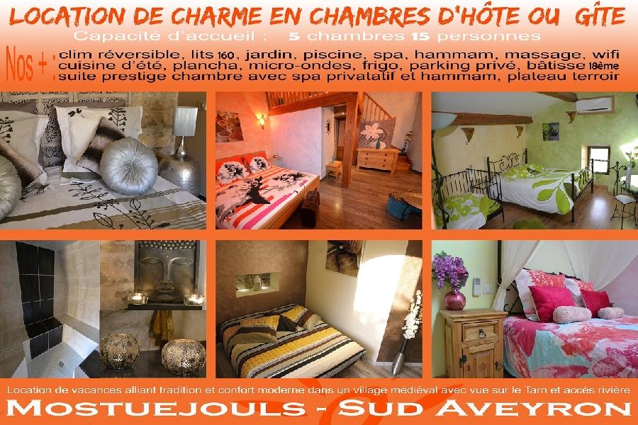 Le Soleilo, Chambres Du0027hôte, Gîte, Spa