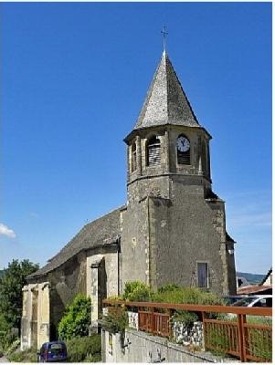Église de Mandailles