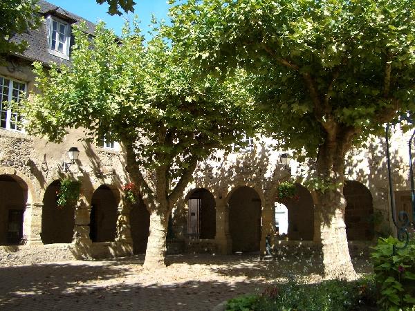 Monastère et Cloître des Augustins