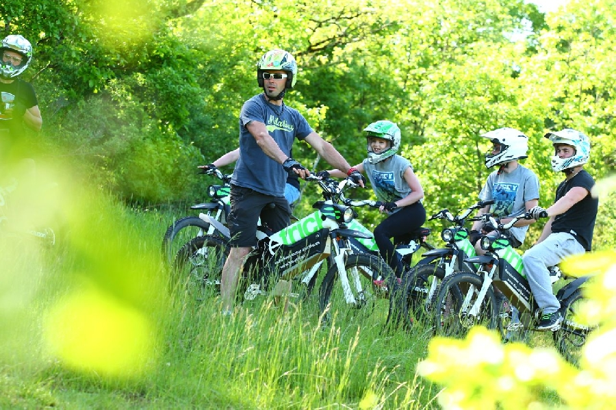 Fun-ebike (motos et vélos électriques)