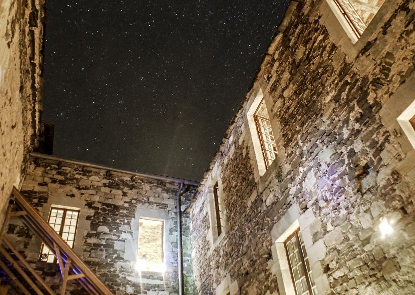 Individuel tout public Les nocturnes du Château de Latour ©OT Larzac-Vallées - Greg Alric