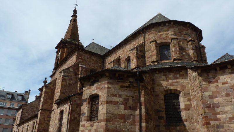Visite de l'église Saint-Amans