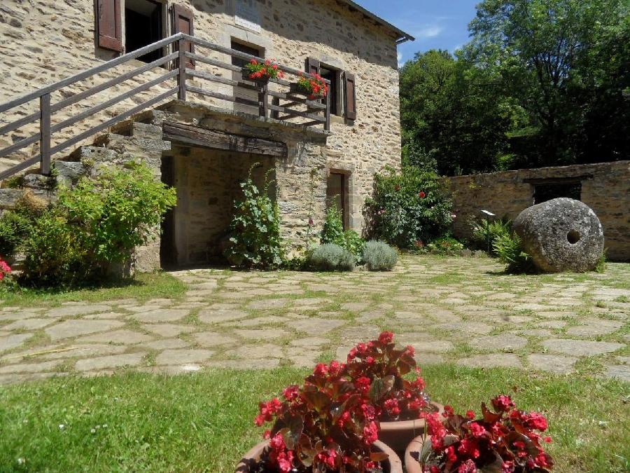 Les Moulins de Roupeyrac - Maison d'Ecrivain François Fabié
