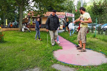 Mini-Golf de Millau, Mini-Golf de Millau