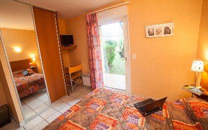 Hotel des Gorges chambre double st jean du bruel aveyron occitanie france, Hotel des Gorges