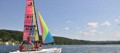 Ecole de voile et base nautique du CYVP