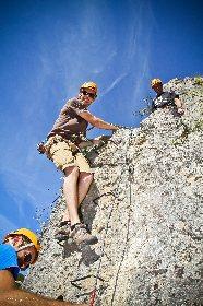 Roc et Canyon - Le Vallon des tyroliennes / Parcours Aventure, Roc et Canyon