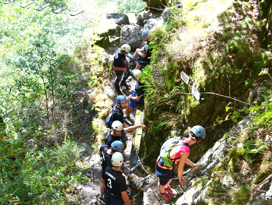 Aloa Nature - Via Ferrata