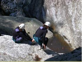 Aloa Nature canyoning