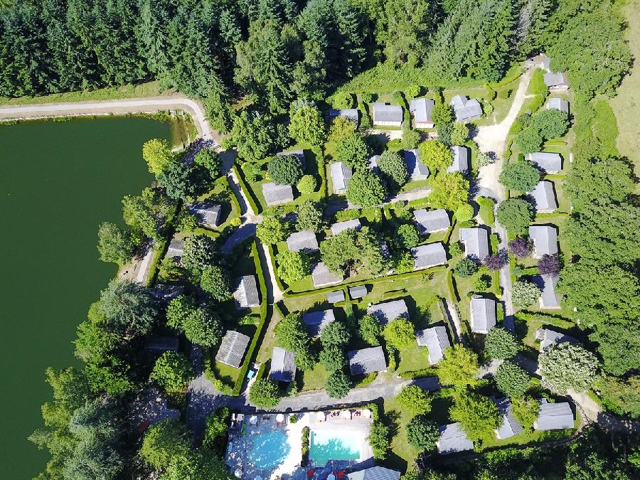 Le hameau Saint Martial