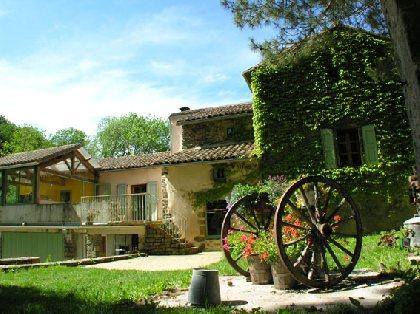 Chambres d'Hôtes de La Rougerie - Sauclières, Aveyron, La Rougerie