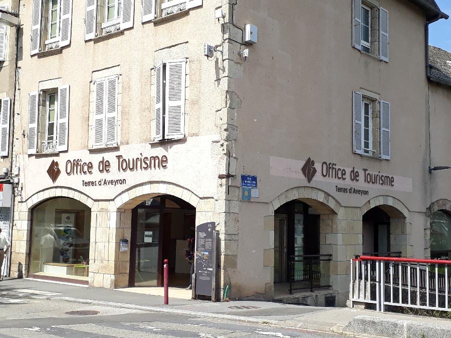 Office de Tourisme Terres d'Aveyron, bureau d'Information Touristique d'Espalion