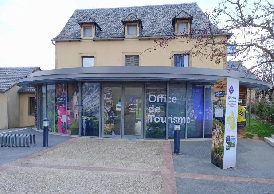 Office de Tourisme Terres d'Aveyron, bureau d'Information Touristique de Bozouls