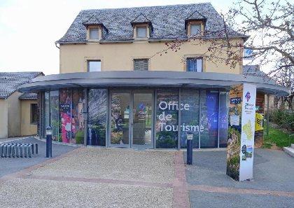 Office de Tourisme Terres d'Aveyron, bureau d'Information Touristique de Bozouls, OT Terres d'Aveyron