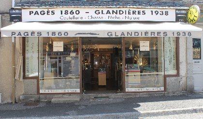 Coutellerie Glandières, OFFICE DE TOURISME DE LAGUIOLE