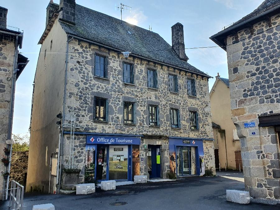 Office de tourisme Aubrac-Laguiole-Carladez-Viadène - Bureau d'Information Touristique de Laguiole