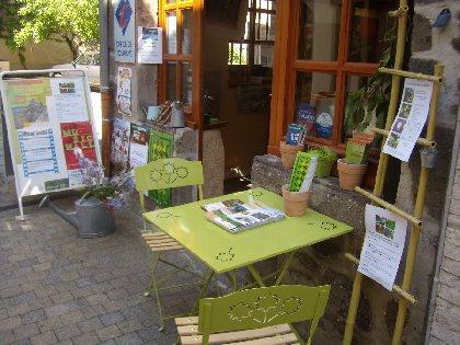 Bureau d'information touristique du Carladez à Mur-de-Barrez, ot