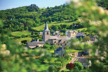 Gîte de l'ancienne école, OT Terres d'Aveyron