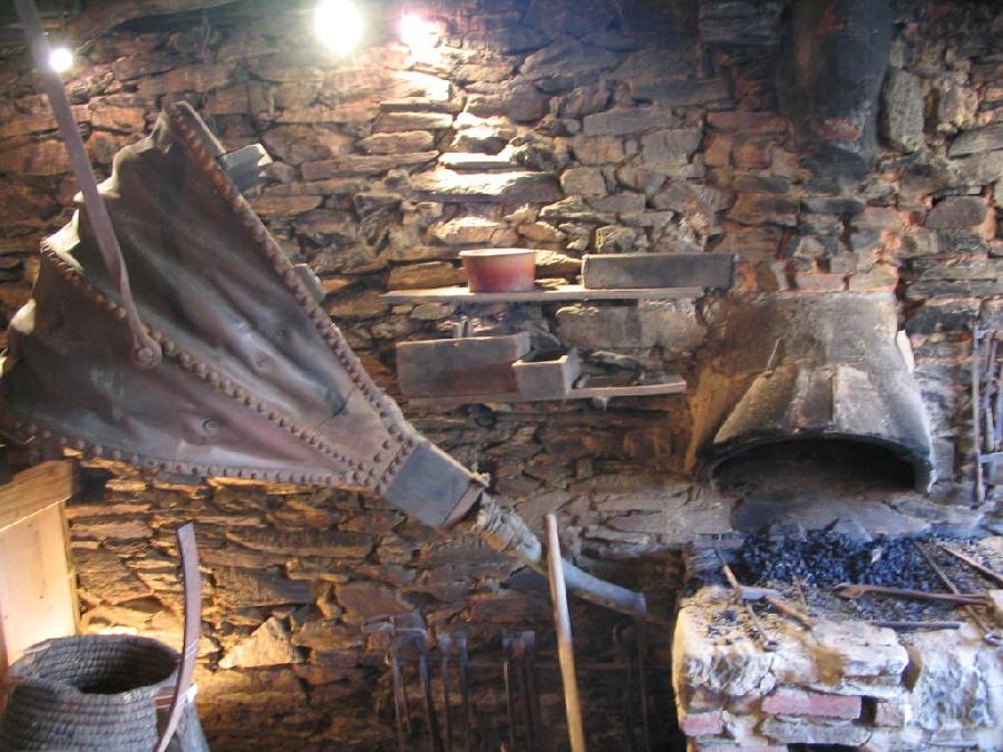 Musée de la forge à Murols