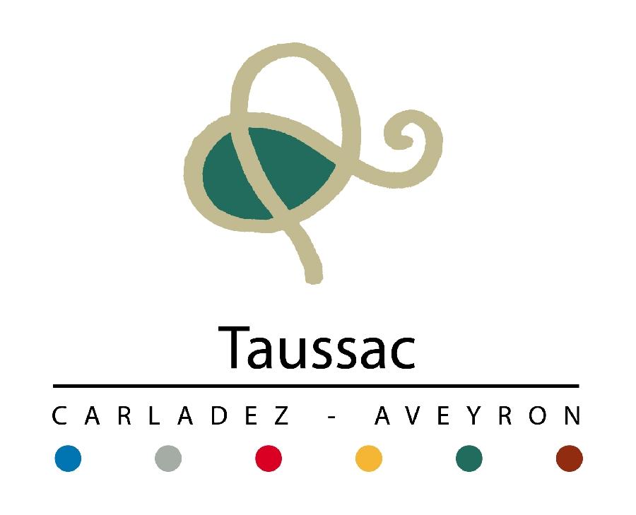 Logo, sentier de l'imaginaire, commune de Taussac