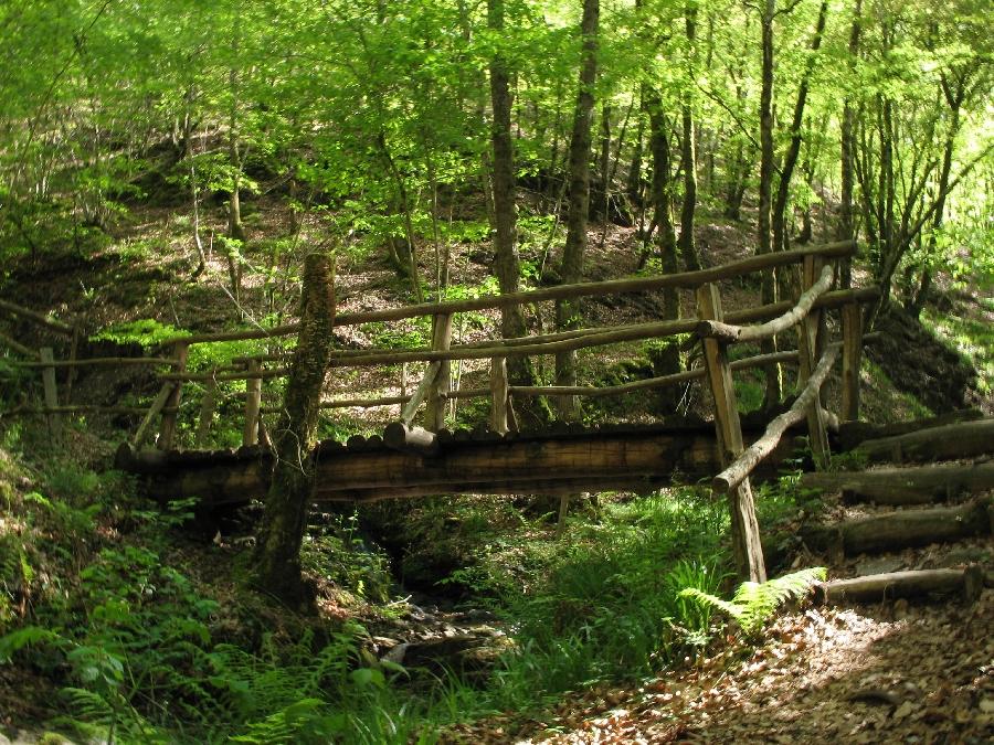Sentier de l'imaginaire de Taussac