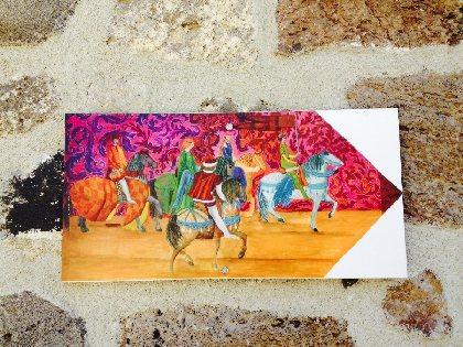 Sentier de l'Imaginaire d'Histoire en histoires, OFFICE DE TOURISME DU CANTON DE MUR DE BARREZ