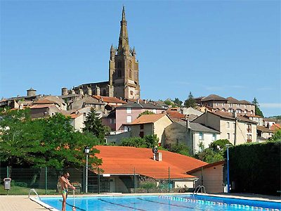 Piscine Intercommunale de Belmont-sur-Rance