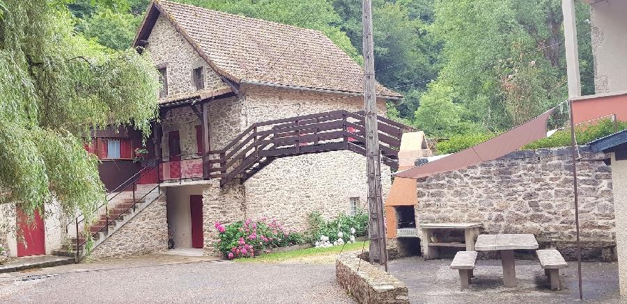 Le moulin du Bousquet