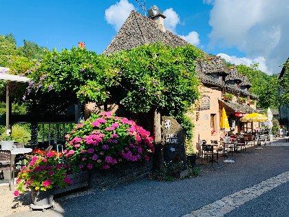 Chez Marie, OFFICE DE TOURISME de CONQUES-MARCILLAC