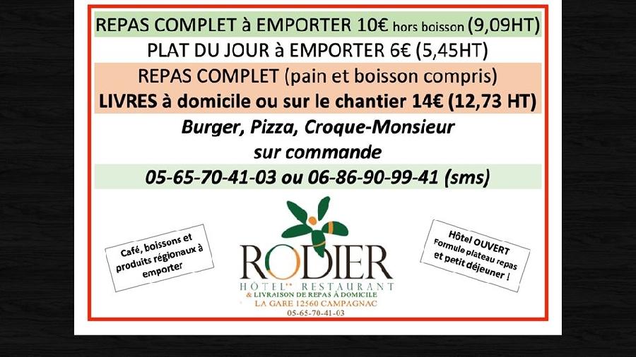 Restaurant Rodier