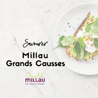 Pizzéria Le Grillon , OFFICE DE TOURISME DE MILLAU