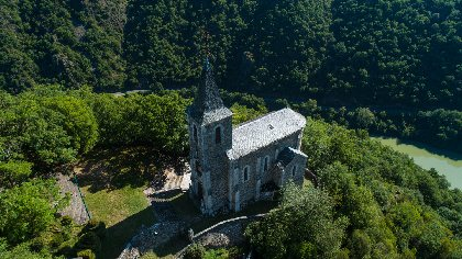 Chapelle Notre Dame du Désert,
