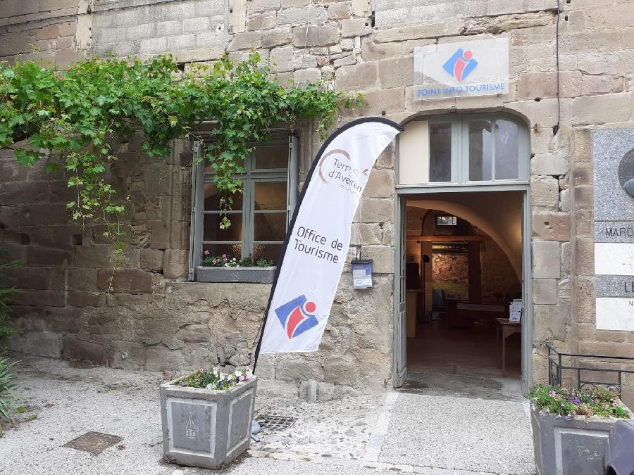 Office de Tourisme Terres d'Aveyron - Bureau d'Information Touristique de St Côme d'Olt