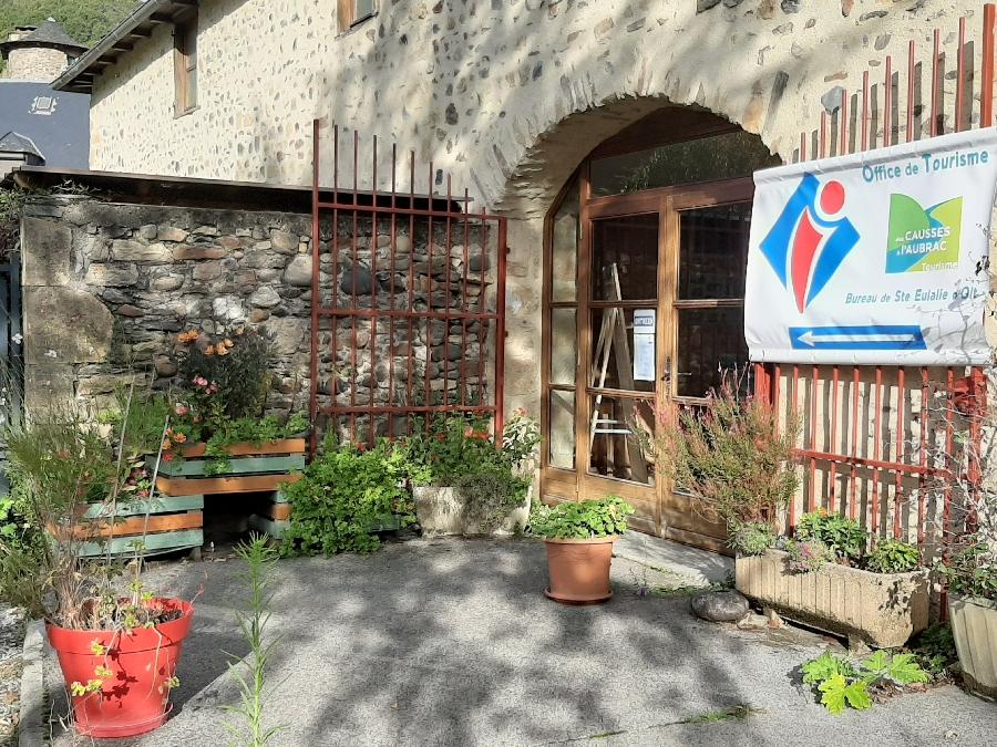 Office de Tourisme des Causses à l'Aubrac - Bureau de Ste Eulalie d'Olt
