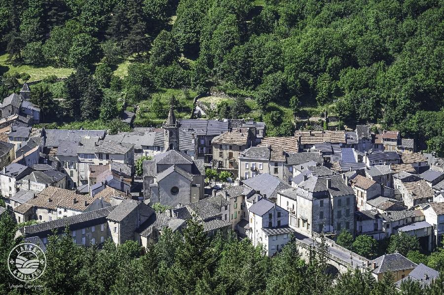 Découverte du village de St-Jean du Bruel