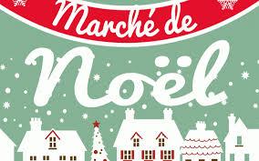 Marché de Noël à St Laurent d'Olt