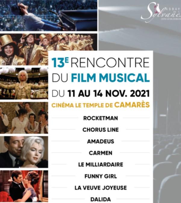 13e Rencontres du Film Musical