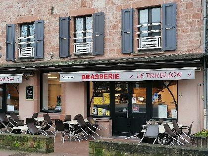 Le Trublion, OFFICE DE TOURISME de CONQUES-MARCILLAC