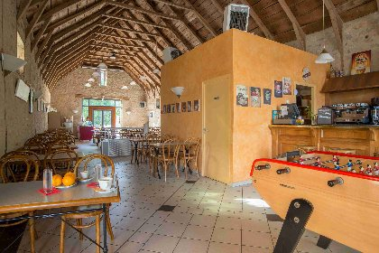 Restaurant Yelloh! Village La Grange de Monteillac,