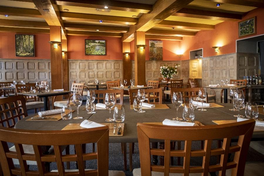 Gilles Moreau restaurant