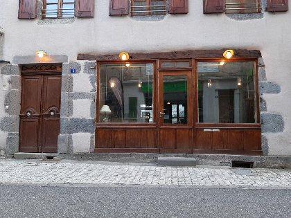 La-Ba Restaurant, OFFICE DE TOURISME DE LAGUIOLE