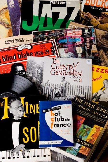 Fonds de Jazz - La 2ème collection publique de France