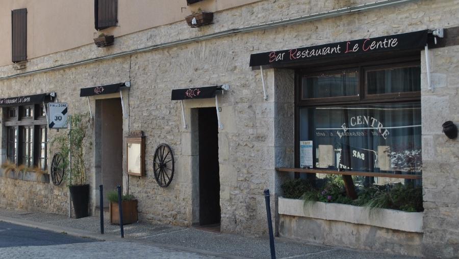 Bar Restaurant Le Centre