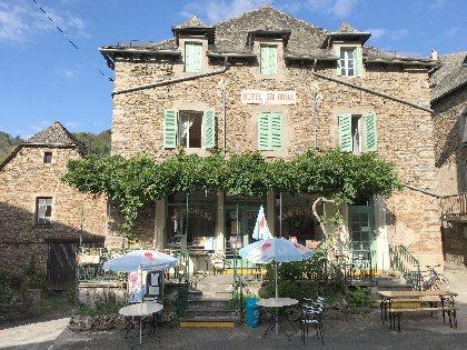 Hotel Solomiac Grand Vabre Conques en Rouerque, Jurriaan Balke