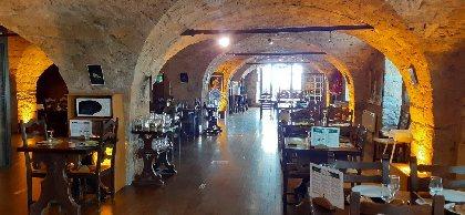 Restaurant La Cave des Saveurs, Société des Caves