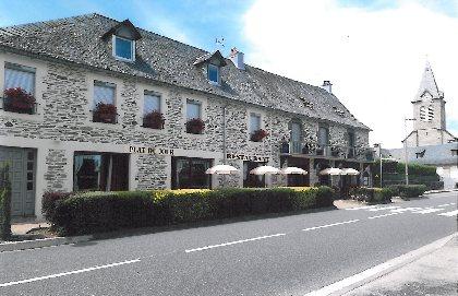 Restaurant Rouliès, OT Terres d'Aveyron