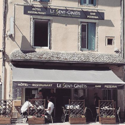 Restaurant Le Sent Ginièis,