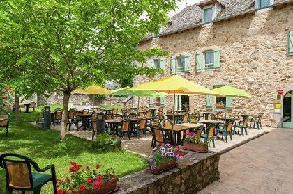 Le Relais Mont le Viaur, OT Villefranche-Najac